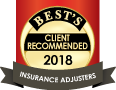 Best's Client Recommended 2018
